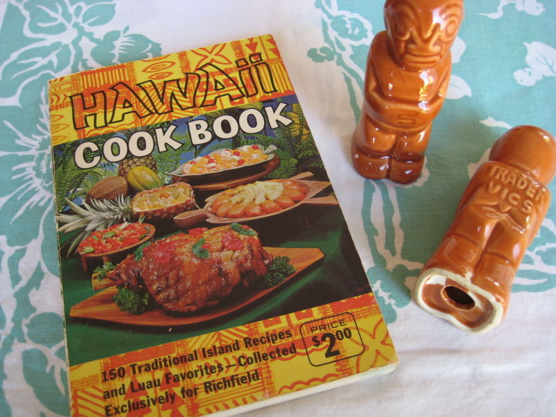 Hawaii cookbook