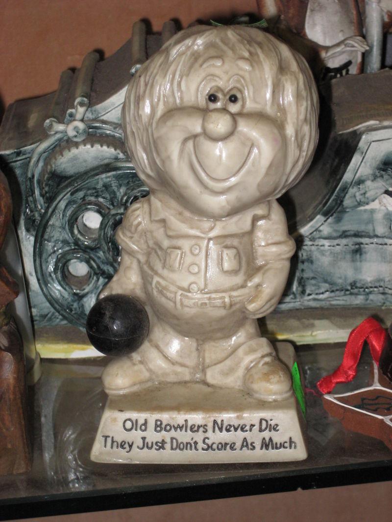 Old bowler
