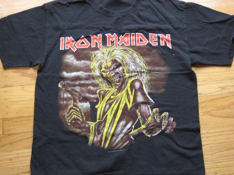 Maiden!